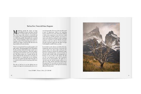 Thomas Heaton landscape photography on location book